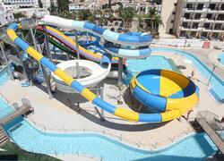 Отели Кипра с Аквапарком для детей все включено